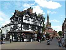 SO5140 : Old House Museum, Hereford by Chris Allen