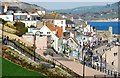 SY3492 : The Charm of Lyme Regis by Eugene Birchall
