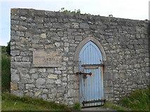 SS8872 : Dunraven Walled Garden by Eirian Evans