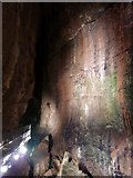 ST5348 : Wookey Hole Cave by Steve Barnes