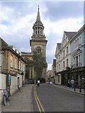 SP5106 : Turl Street Oxford by David Dixon