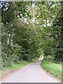 TM1858 : New Road, Framsden by Adrian Cable