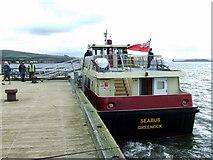 NS2982 : Seabus at Helensburgh by Thomas Nugent