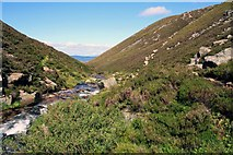 NH9503 : Small stream in the Lairig Ghru by Colin Kinnear