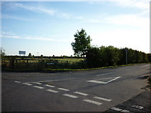 TA0623 : Marsh Lane, Barrow  Haven by Ian S
