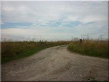 TA0114 : Barton Road (Public footpath)  Middlegate Lane by Ian S