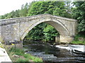 NY6761 : Bridge over River South Tyne by Alex McGregor