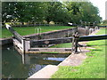 SE7947 : Lock on the Pocklington Canal by JThomas