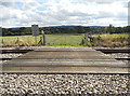 SO4778 : Farmers own level crossing by Row17