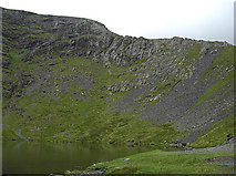 NY3228 : Sharp Edge from Scales Tarn by michael ely