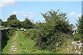 SX2670 : St Cleer: Liskeard & Caradon Railway by Martin Bodman