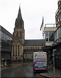 SK5640 : St Barnabas and a bus trip by John Sutton