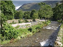 NY3816 : Glenridding Beck by Derek Harper