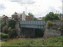 SE5023 : Jackson's Bridge - Weeland Road by Betty Longbottom