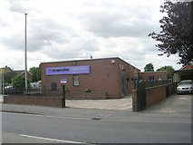 SE5023 : The co-operative funeralcare - Weeland Road by Betty Longbottom