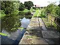 SE1719 : Huddersfield Broad Canal by Chris Wimbush