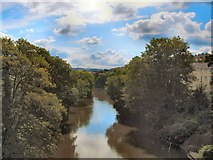 ST7565 : River Avon viewed from Cleveland Bridge by Paul Gillett
