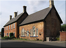 SK7963 : Carlton-on-Trent - Park Farm by Dave Bevis