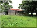R6054 : Dutch barn near Inchmore by David Hawgood