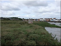 TM0321 : River Colne speed limit sign by PAUL FARMER