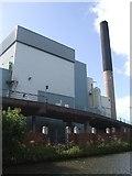 SO9199 : Wolverhampton Civic Incinerator - Crown Street by John M