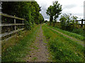 NZ4511 : Footpath to adjacent to the A19 by Graham Scarborough