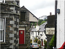 NY3704 : Golden Rule, North Road, Ambleside by Peter S