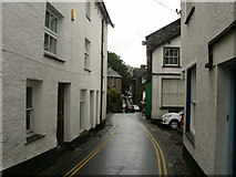 NY3704 : View back down North Road, Ambleside by Peter S