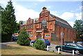 SU9949 : Bellairs playhouse, Millmead Terrace by N Chadwick