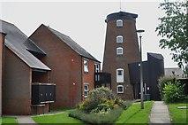 TM2649 : Trickers Mill - Woodbridge by Ashley Dace