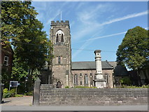 SK3950 : Parish Church, Ripley by Peter Barr