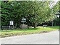 TF9909 : Village sign at Westfield, Norfolk by Adrian S Pye