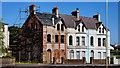 J4087 : Empty houses, Carrickfergus (2) by Albert Bridge