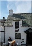 SH1726 : Afternoon tea at Y Gegin Fawr by Eric Jones