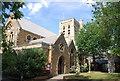 SU9949 : St Nicolas Church by N Chadwick