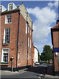 SU8605 : Guildhall Street, Chichester by Malc McDonald