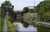 SJ8196 : Throstle Nest Bridge by Bill Boaden