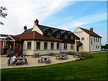 NZ4613 : The Manor House - Maltby by Graham Scarborough