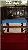TM4077 : St. Peter, Holton: altar by Basher Eyre