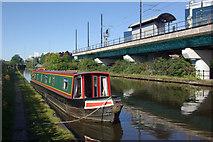SJ8196 : Bridgewater Canal, Pomona by Stephen McKay