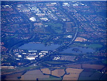 SP8940 : Milton Keynes from the air by Thomas Nugent