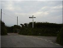 SX5646 : Stoke Cross by Anthony Vosper
