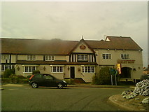 SP0764 : The Barley Mow, Studley by Andrew Abbott