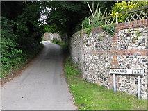 SU2771 : Tankard Lane, Ramsbury by Nick Smith