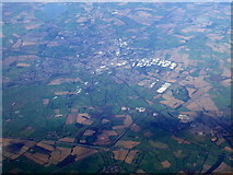 SP5679 : Rugby from the air by Thomas Nugent