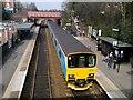 SO8376 : Kidderminster railway station by Mat Fascione
