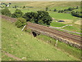 SD7799 : Settle to Carlisle Railway near Hazelgill by malcolm tebbit