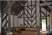 TM0458 : Edgar's Farmhouse by Ashley Dace