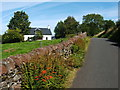 NS4382 : Auchincarroch Road by Lairich Rig