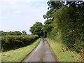 TM4265 : Hawthorn Road by Geographer